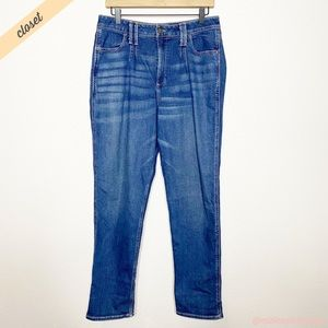 [Hollister] VTG Stretch Ultra High-Rise Mom Jeans